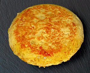 Tortilla de patata (potatoes omelette)