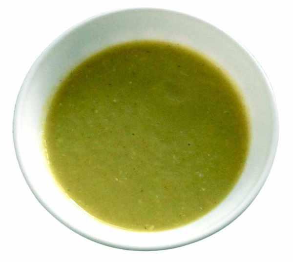 Sopa de ortigas del licenciado Torres Pajón
