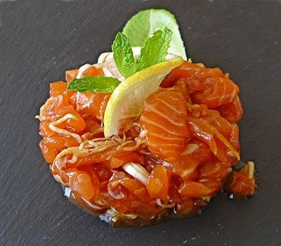 Recetas de salm n for Como se cocina el salmon